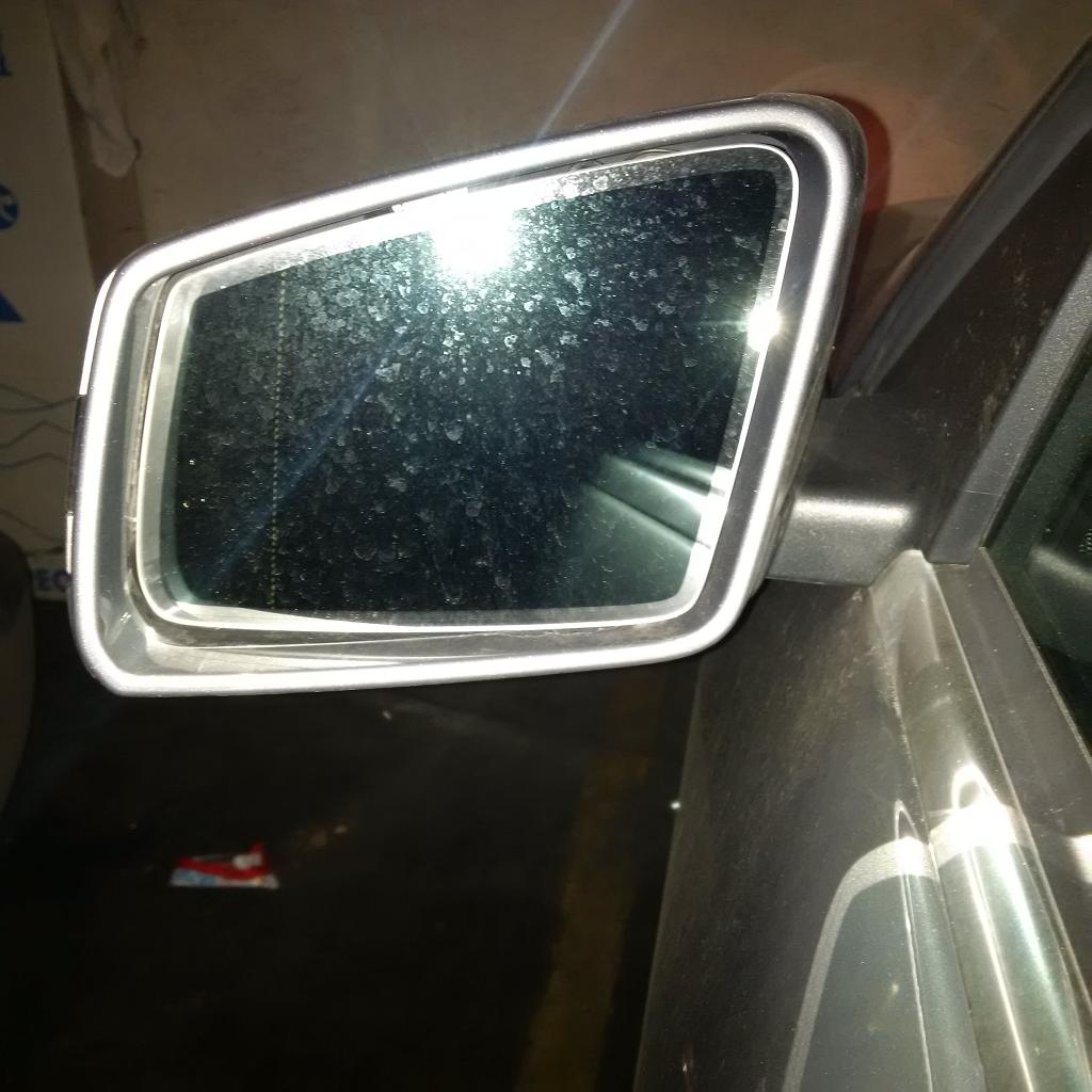 Rétro gauche sans miroir